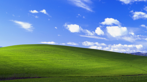 Bliss Windows XP Main Theme