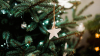Christmas Tree and Star Decoration