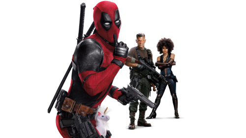 Deadpool 2 Funny Poster