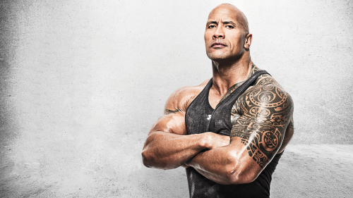 Dwayne Johnson Hollywood Actor