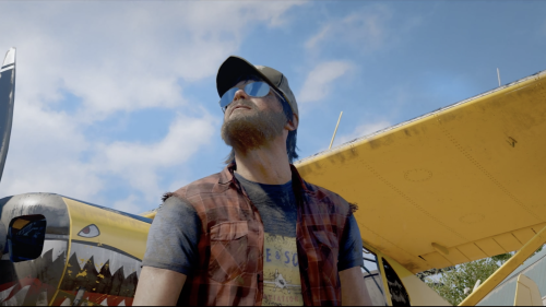 Far Cry 5 Soldier in Sunglasses