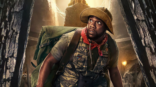 Kevin Hart in Jumanji The Next Level