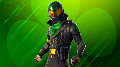 Lucky Rider Outfit Fortnite Character