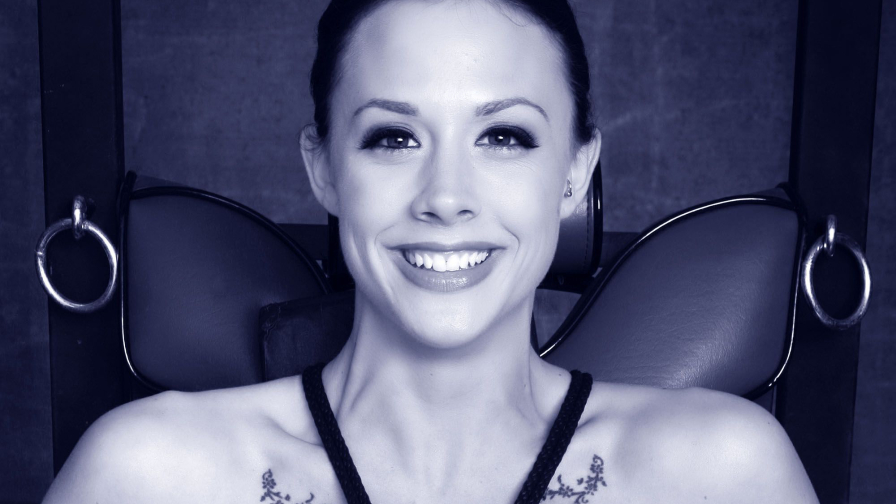 Chanel Preston Beautiful Hot Smiling Babe with Beautiful Face