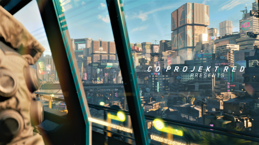 Cyberpunk 2077 Big City
