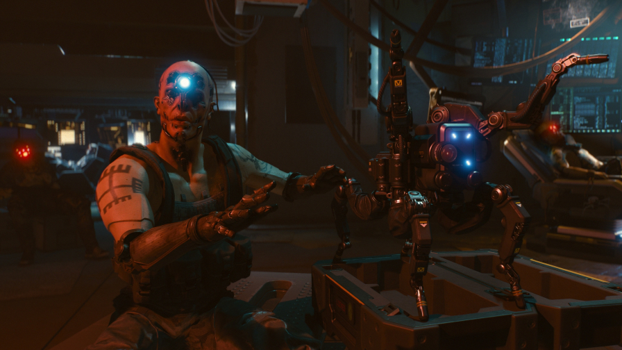 Cyberpunk 2077 Future Soldiers
